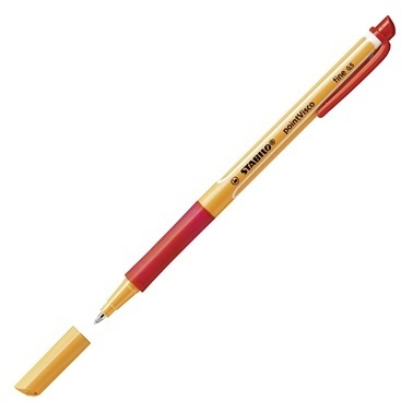 Stabilo  Pointvisco Roller Kırmızı 1099-40 Renkli